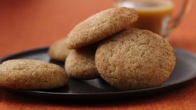 Mexican Spice Cookies
