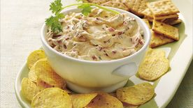 Roasted Red Bell Pepper Dip