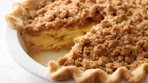 Dutch Apple Pie image