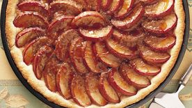 Candied Apple Tart