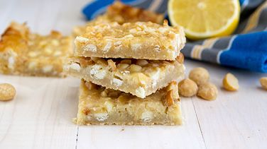 Lemon Magic Bars