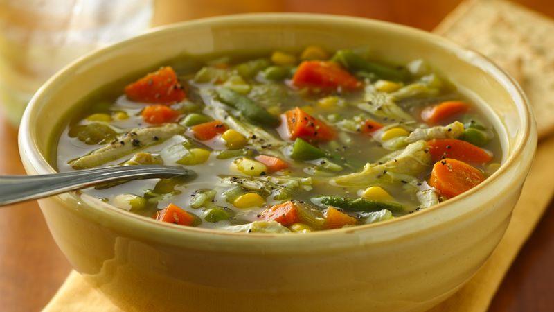 Easy Mulligatawny Soup