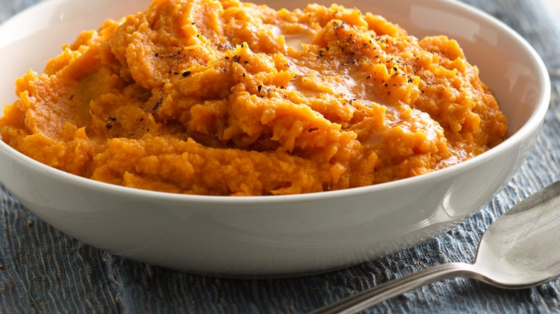 Sweet Potatoes with a Latin Touch