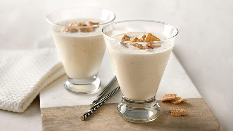 Cinnamon RumChata™ Milkshake