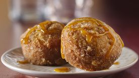 Caramel-Spice French Breakfast Muffins