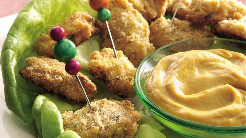 Honey Mustard Chicken Tidbits