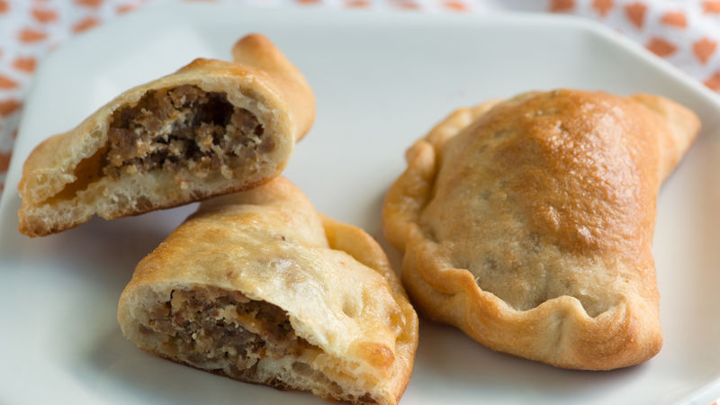 Sausage And Ricotta Hand Pies Recipe Pillsbury Com