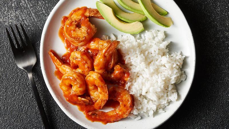 Shrimp a la Diabla