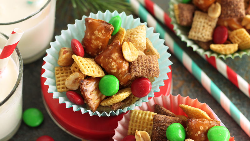 Reindeer Feed Chex™ Party Mix
