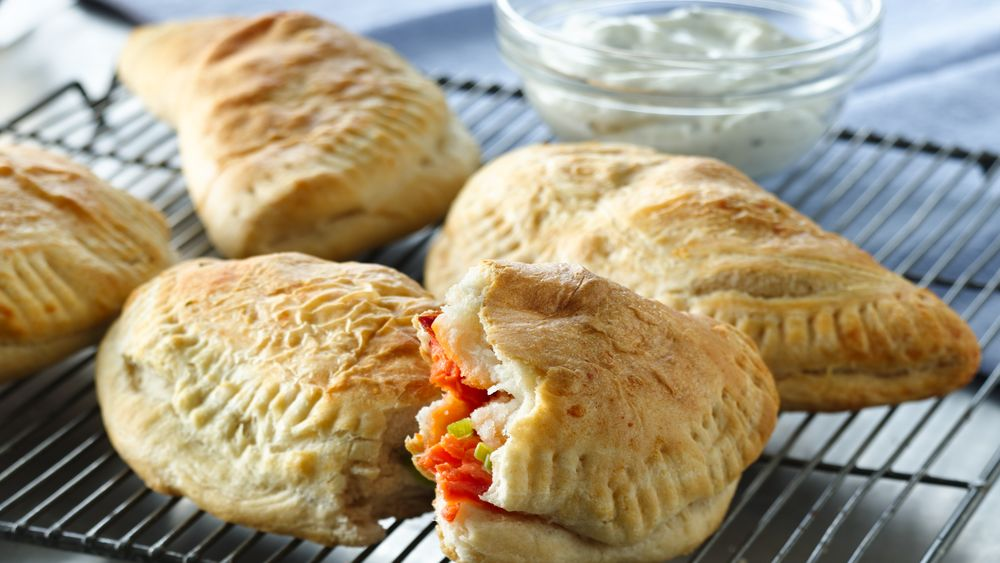 Grands!® Smoked Salmon Pastries