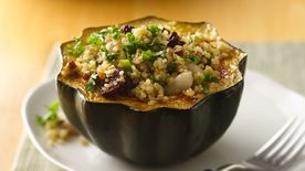 Quinoa-Stuffed Roasted Squash