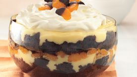 Chocolate-Orange Punch Bowl Cake