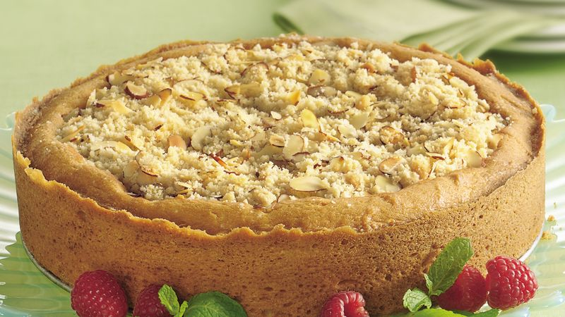 Raspberry Cream Cheese Coffee Cake Recipe Pillsburycom