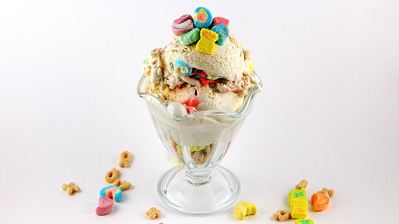 Lucky Charms™ Ice Cream