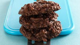 Fiber One® Crunchy Fudge Cookies