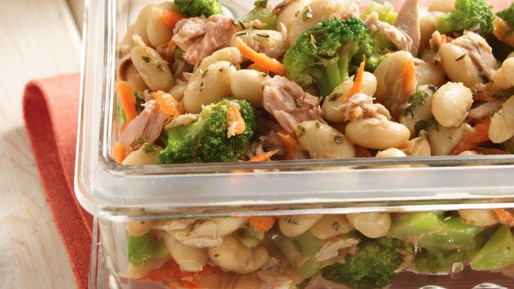 Cannellini Bean and Tuna Salad