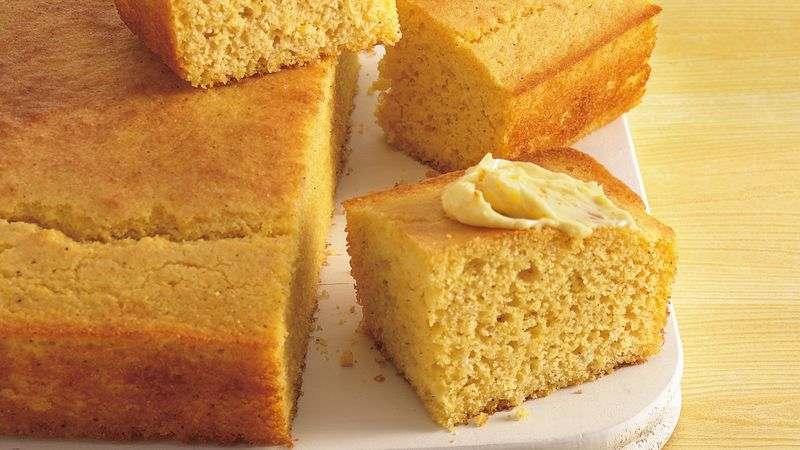 Sweet Country Cornbread Recipe Bettycrocker Com