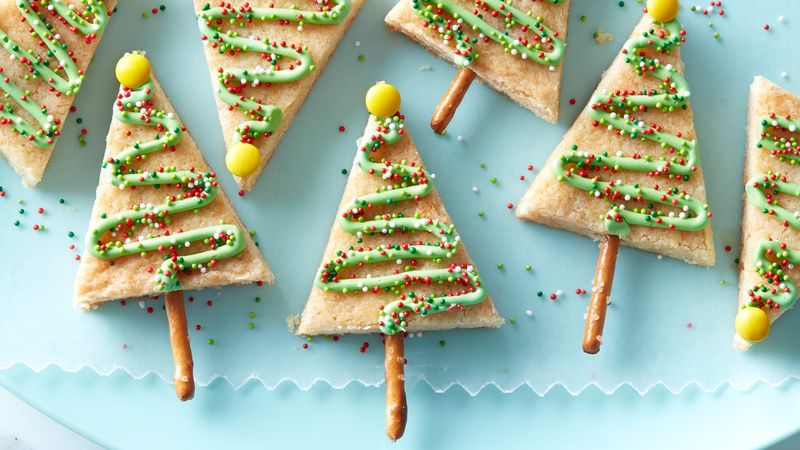 christmas cookie recipes bettycrockercom - Decorating Cookies With Sprinkles For Christmas