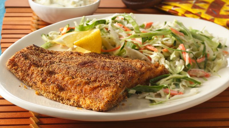 So Good Panfried Catfish (Makeover)