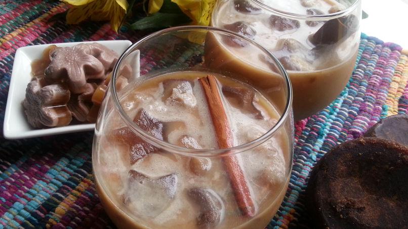 Cafe Helado con Canela