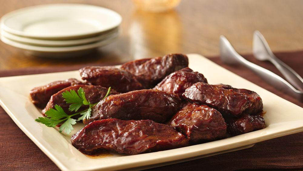 Slow-Cooker BBQ Pork Ribs recipe from Pillsbury.com
