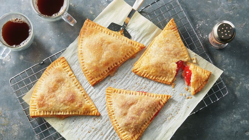 Baked Fruit Turnovers