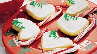 Holiday Sugar Cookie Skates