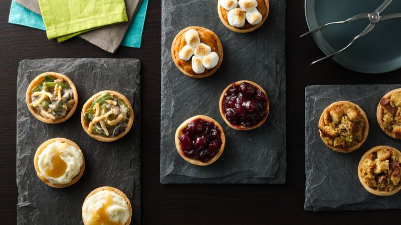 Thanksgiving Dinner Minis