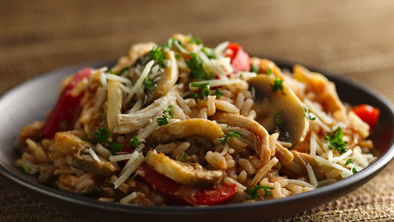Easy Chicken and Rice image