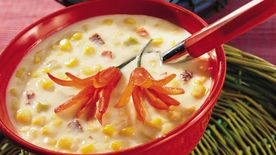Chipotle-Corn Chowder