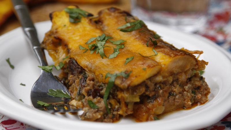 puerto rican lasagna recipe   tablespoon