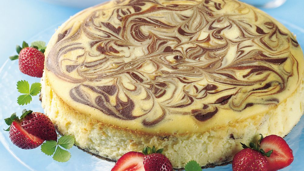 Royal Marble Cheesecake