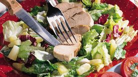 Pork and Pineapple Salad
