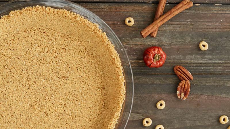 Gluten-Free Cheerios™ Crumb Crust