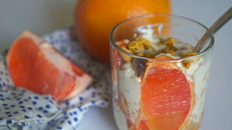 Grapefruit Compote