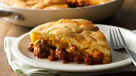 Easy Sloppy Joe Pot Pie