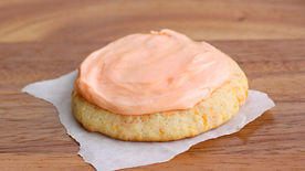 Carrot-Orange Cookies