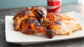 Sweet Heat Coke™ Can Chicken
