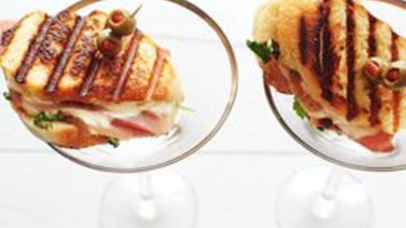 Martini-Inspired Panini