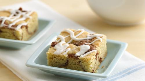 Snickerdoodle Bars Recipe Bettycrocker Com