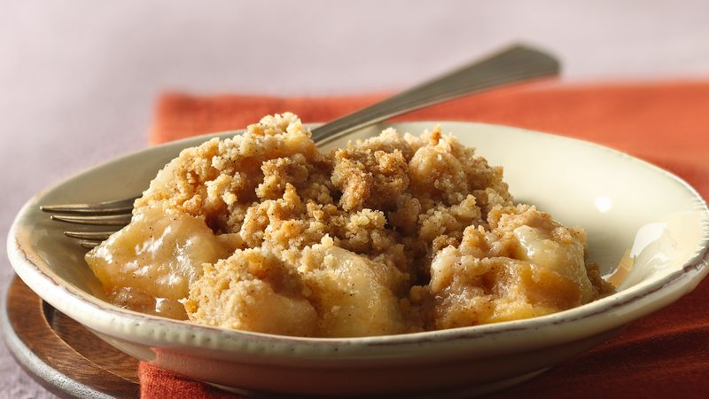 pear and apple crumble recipe - bettycrocker