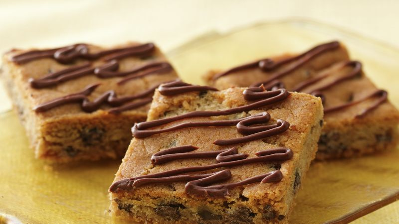 Quick Cookie Bars