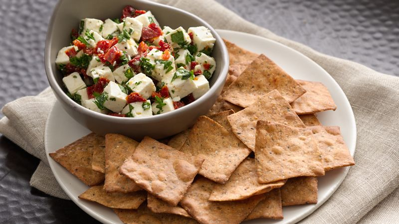 recipe: sun dried tomato feta dip [14]