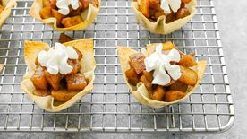 Apple Pie Mini Tarts