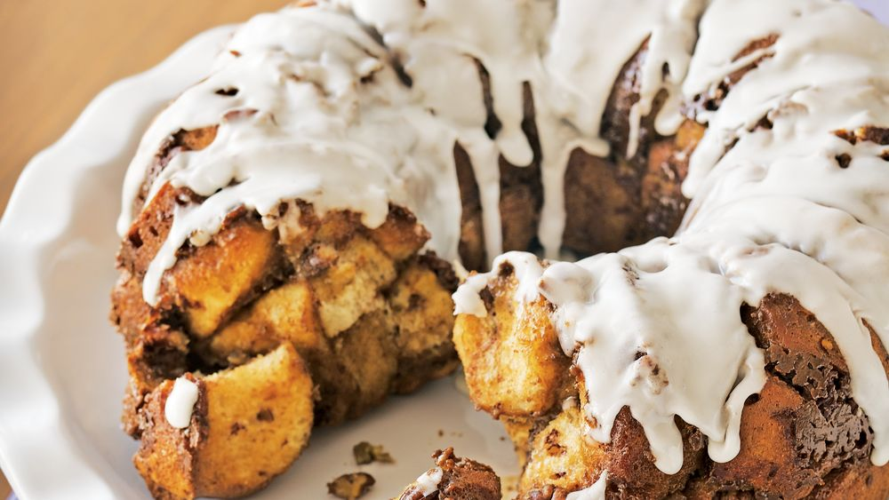 Cinnamon-Pecan Pull Apart (Party Size)