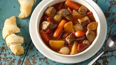 Slow-Cooked Family-Favorite Beef Stew