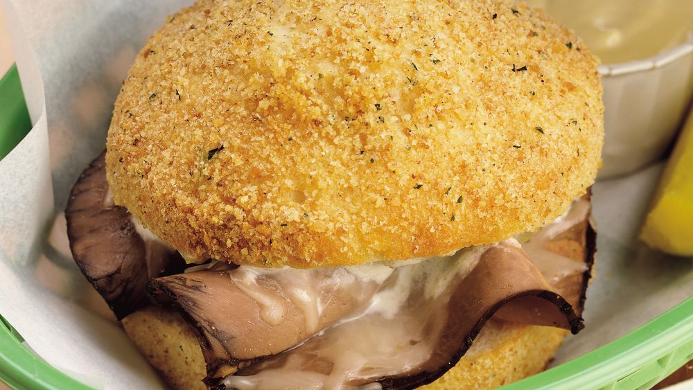 Grands!® Roast Beef Sandwiches