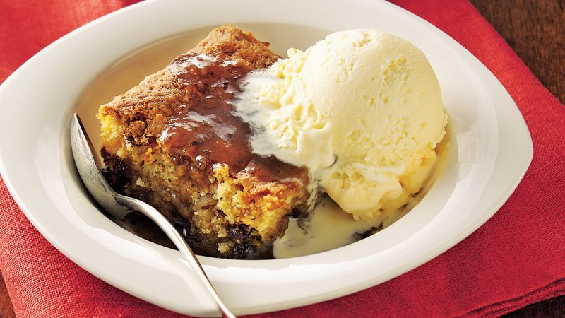 Caramel Pudding Cake