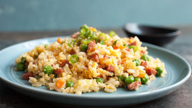 Hot Dog Fried Rice
