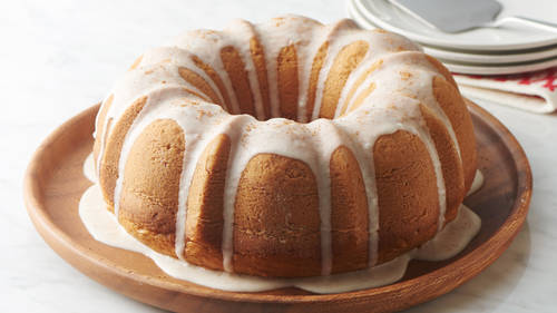 eggnog bundt cake recipe bettycrocker com